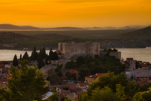 sibenik - St. Michael's Fortress.jpg