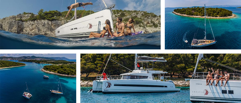 Yacht charter in Croatia Croatia Yachting