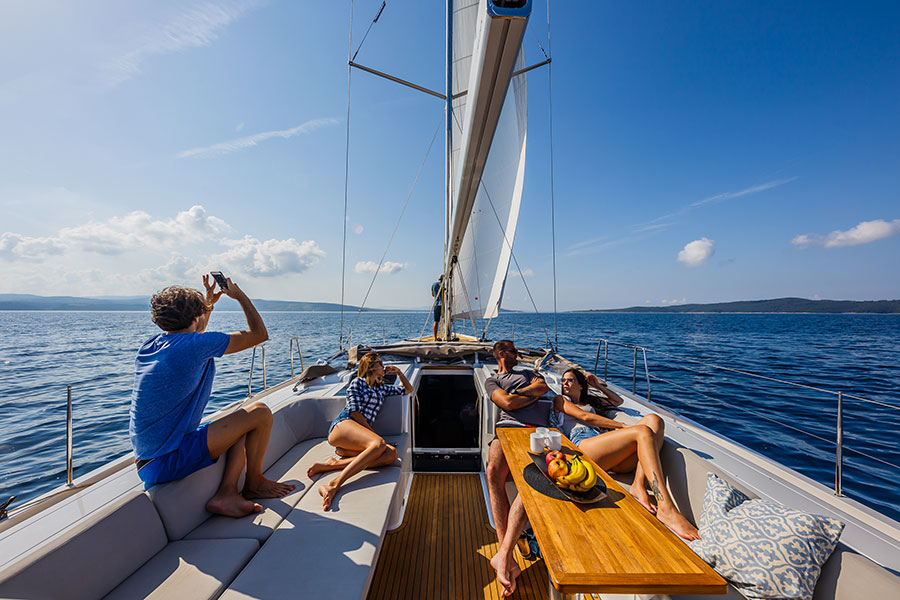 Hiring a Hostess for your Yacht Charter, How Does it Work?