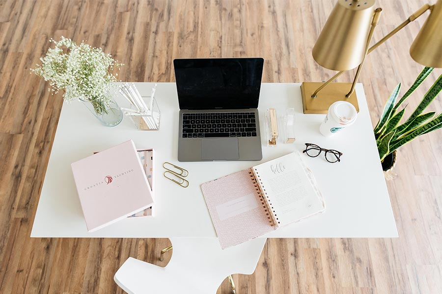 Home office tips & tricks by Nina