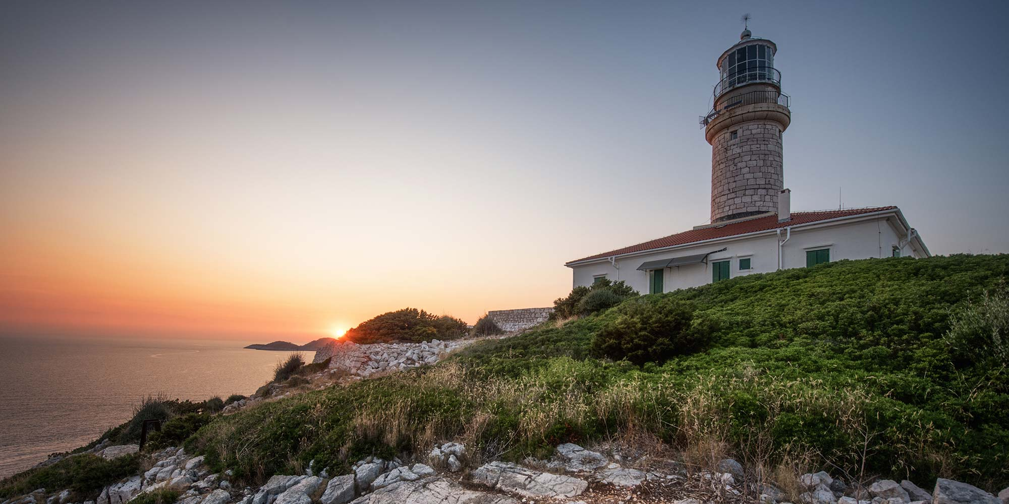 Lighthouses of Croatia