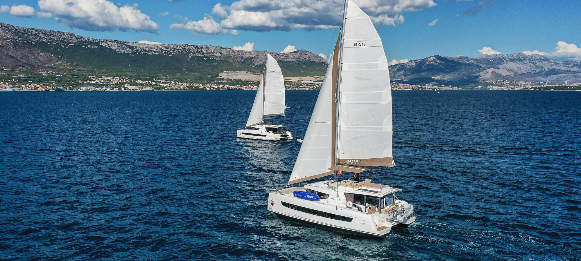 Top 9 new catamarans on the market