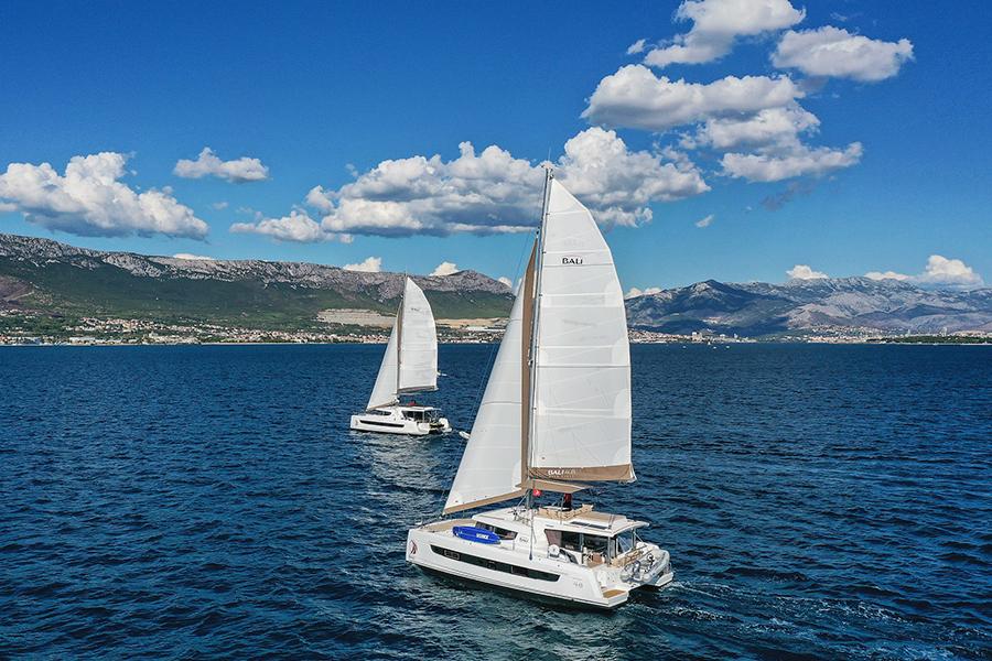 Top 9 new catamarans on the market