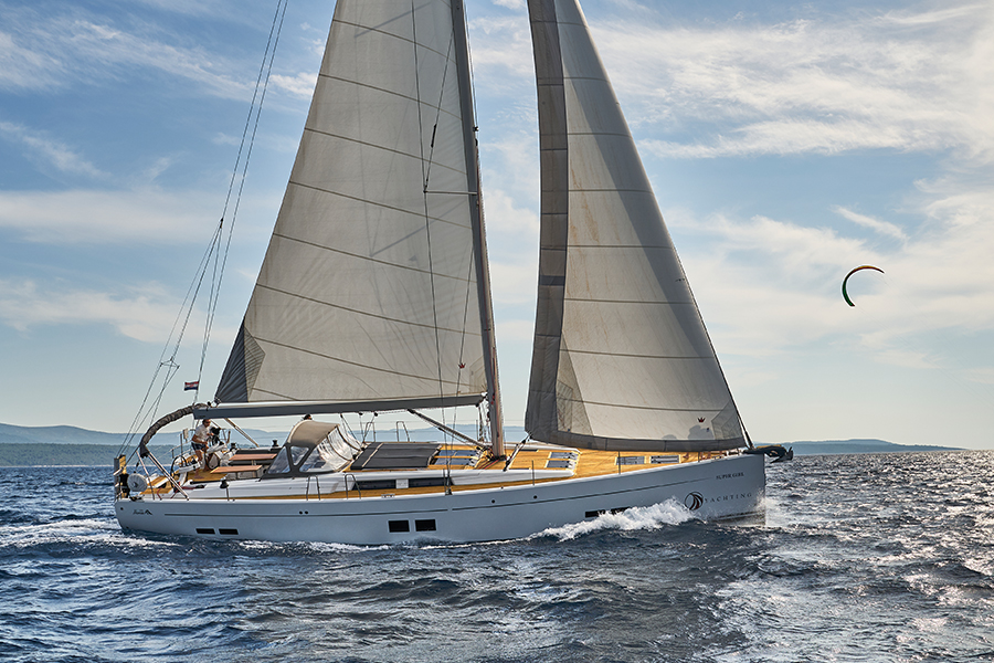 Top 10 exciting sailboats for your next sailing holiday
