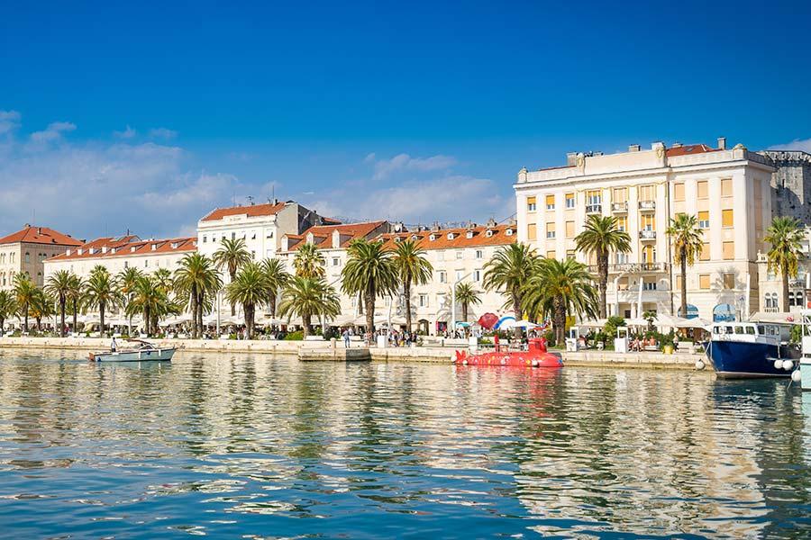 Što vidjeti u Splitu