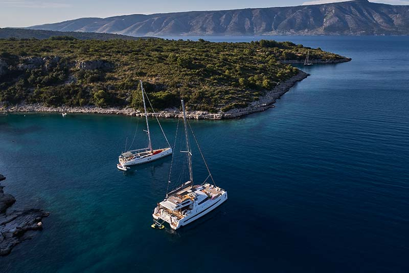 Special offers for charter in Croatia