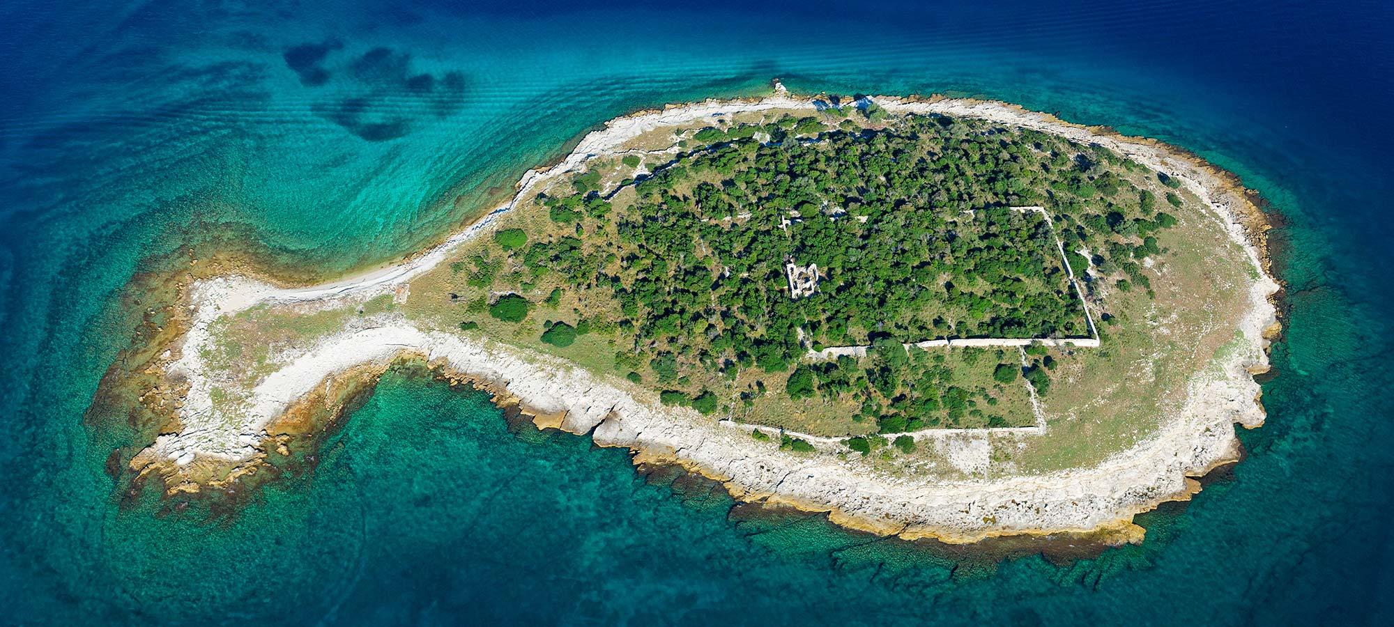 Die kroatischen Inseln