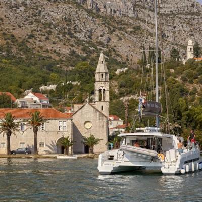 Marina ACI Komolac Dubrovnik
