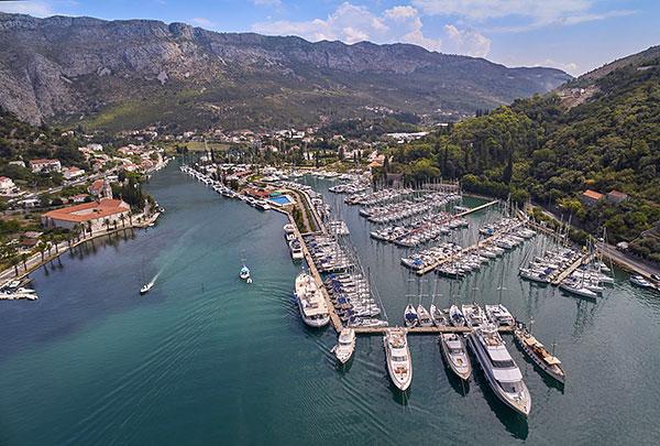 Komolac, ACI Marina Dubrovnik Dubrovnik