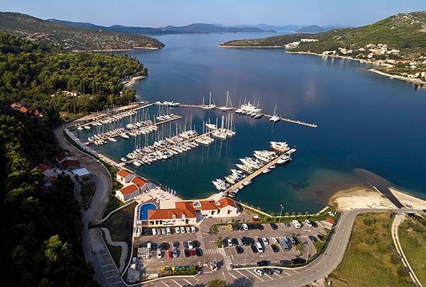 ACI marina Slano Dubrovnik