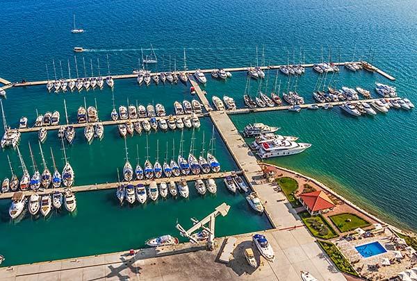 Yachtclub Seget (Marina Baotić), Seget Donji Trogir