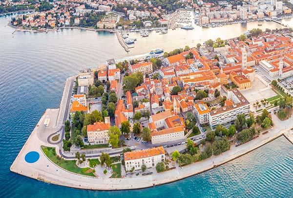 Zadar Town Port Zadar