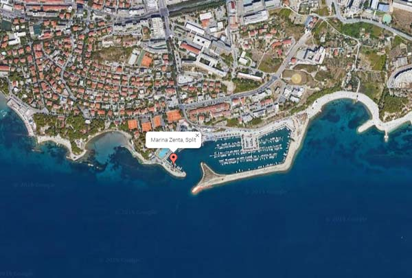 Marina Zenta, Split Split