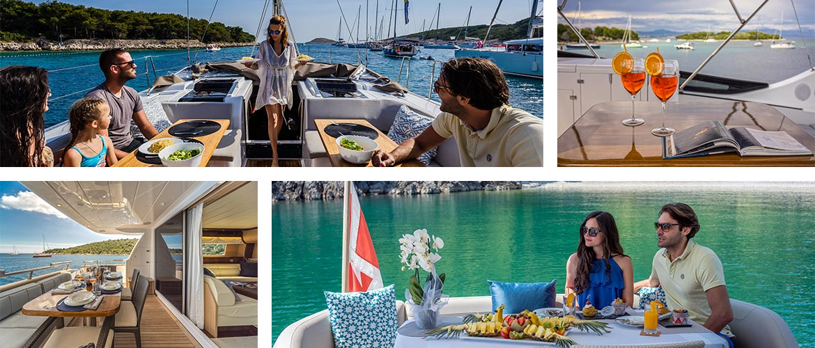 Crewed Yacht Charter Croatia Yachting