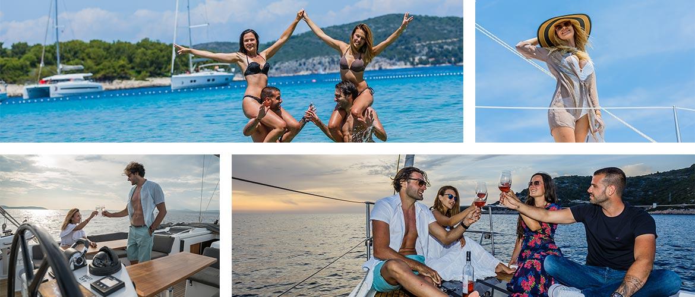 Daily Yacht Charter Croatia Yachting