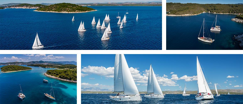 Flotilla Yacht Charter Croatia Yachting