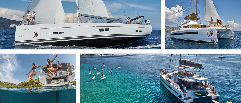 Skippered Yacht Charter Croatia Yachting