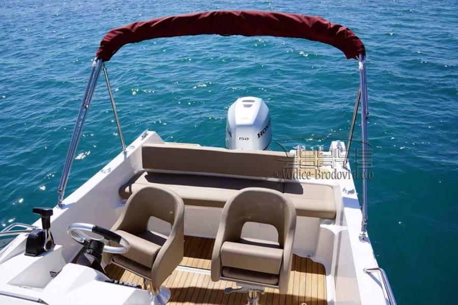 Atlantic Marine Sun Cruiser 655 | No Name