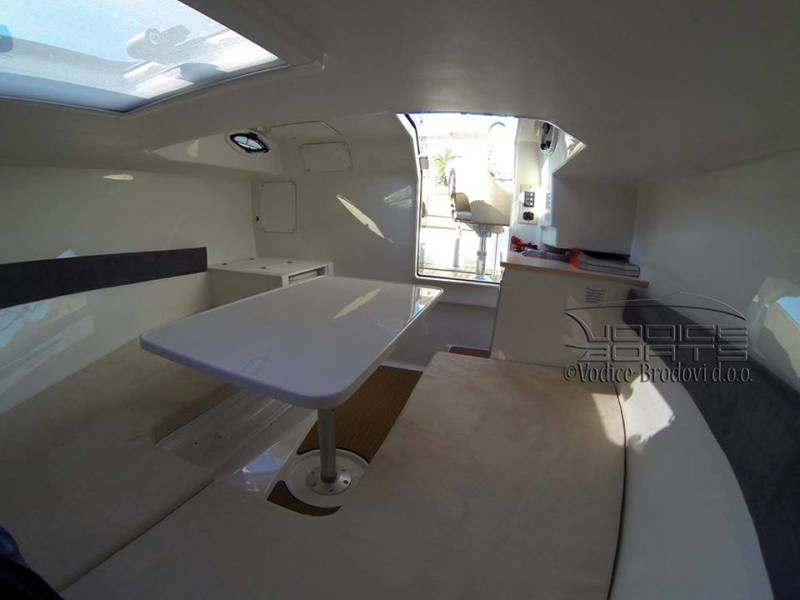 Atlantic Marine Sun Cruiser 655    No Name