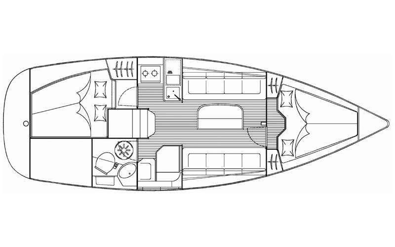 Bavaria 30 Cruiser  | Fiu