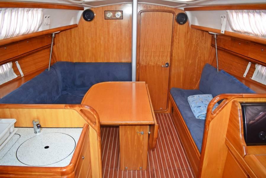 Bavaria 33 Cruiser  | Ropa