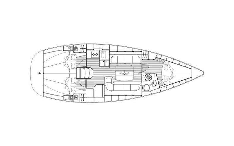 Bavaria 37 Cruiser  | Mare