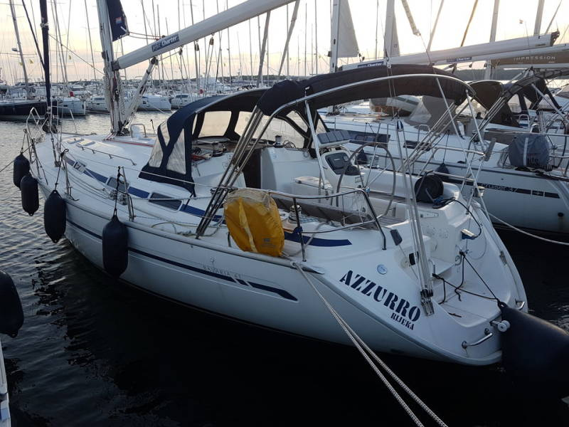 Bavaria 41  | Azzurro- renewed 2017