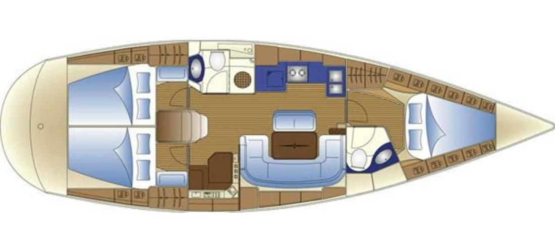 Bavaria 42 Cruiser  | Sea King