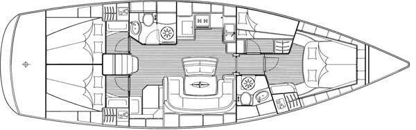 Bavaria 46 Cruiser  | MH 18