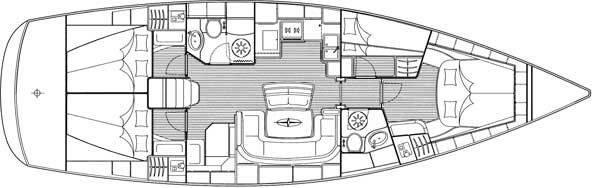 Bavaria 46 Cruiser  | MH 21