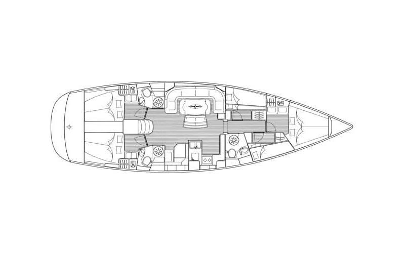 Bavaria 50 Cruiser    Maraština