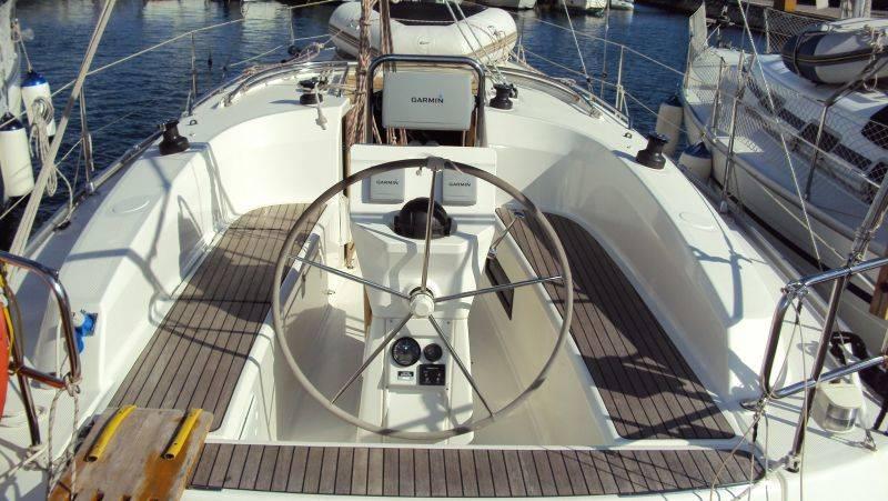 Bavaria Cruiser 32 | Tina