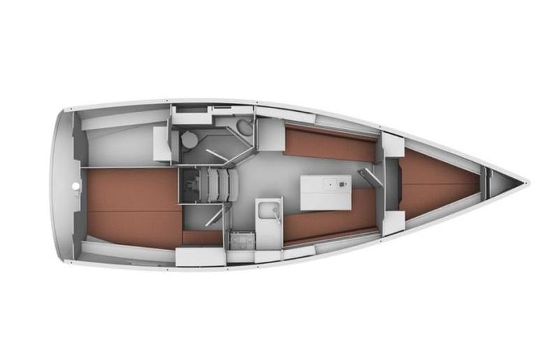 Bavaria Cruiser 32  | Naruto