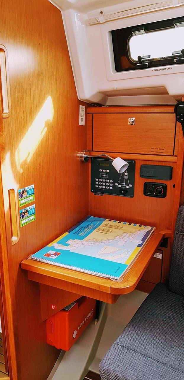 Bavaria Cruiser 33    Salsa
