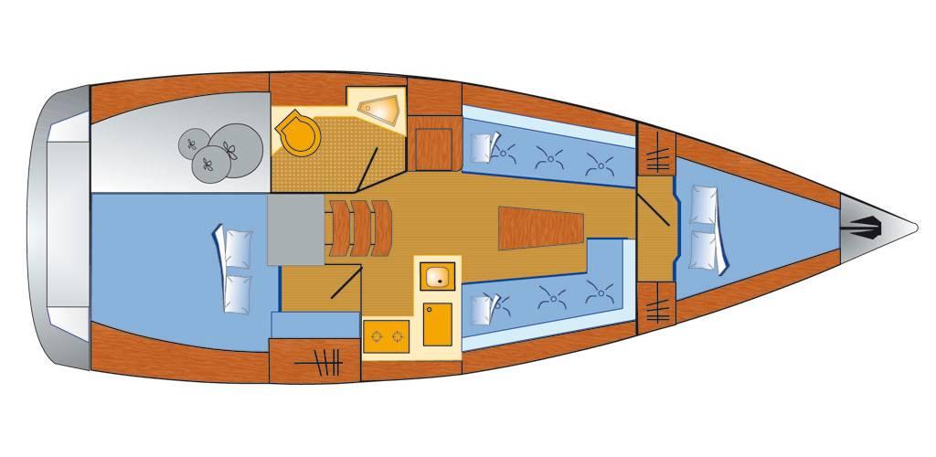 Bavaria Cruiser 34    Little Joe