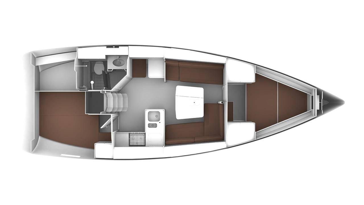 Bavaria Cruiser 37 Style    Skylla