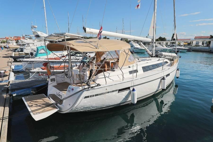 Bavaria Cruiser 37 | Lupe