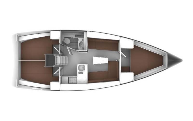 Bavaria Cruiser 37  | Samba
