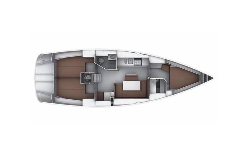Bavaria Cruiser 40  | MH 34