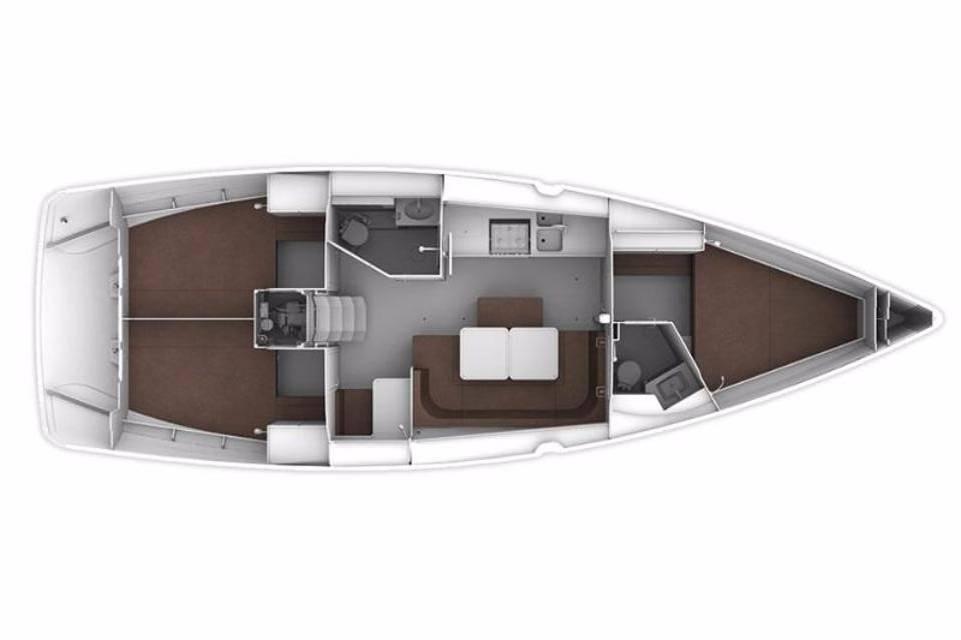 Bavaria Cruiser 41S  | Avalon (15)