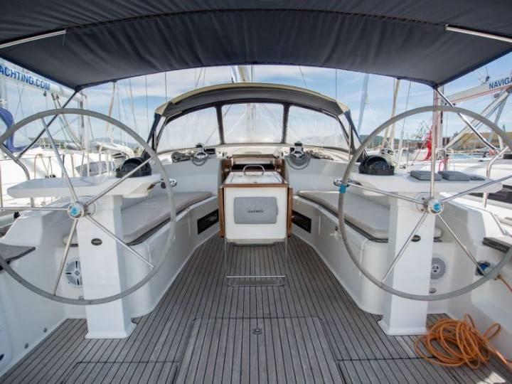 Bavaria Cruiser 45 | Kristina of Sweden