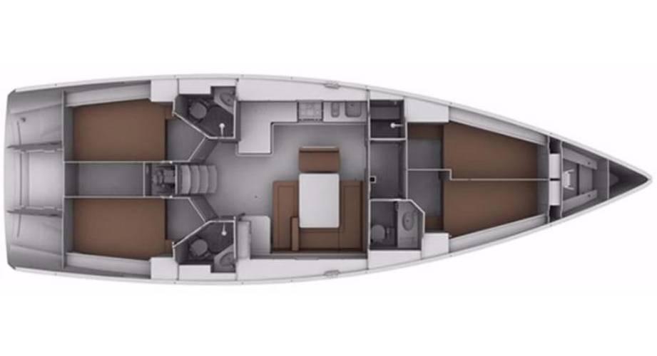 Bavaria Cruiser 45 | Fortuna II