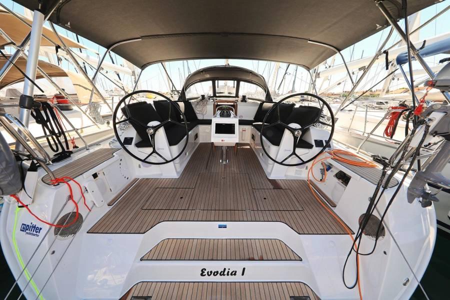 Bavaria Cruiser 46 OD  | EVODIA 1