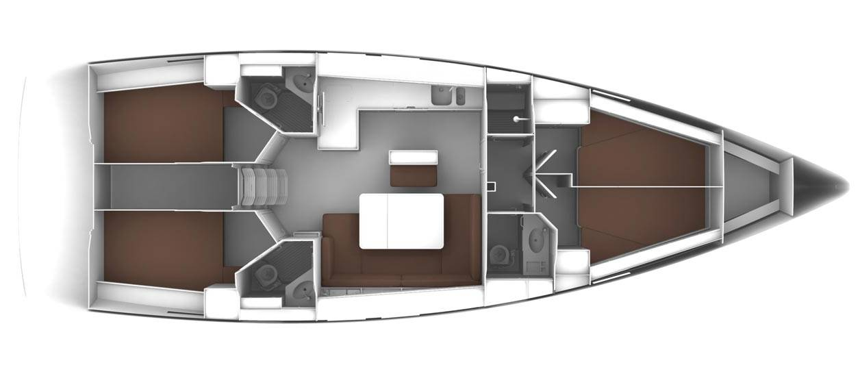 Bavaria Cruiser 46 OD  | Rocky