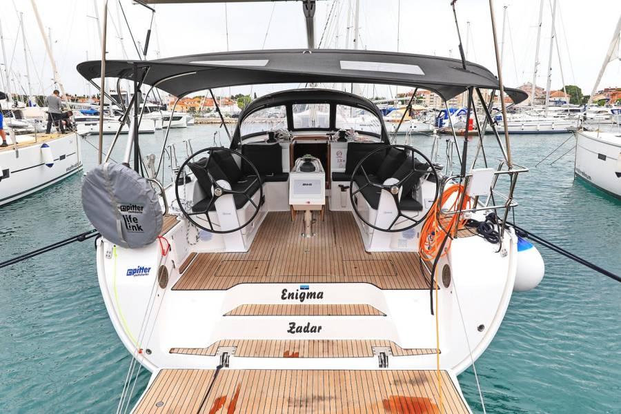 Bavaria Cruiser 46 OD    Enigma