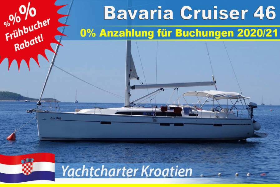 Bavaria Cruiser 46  | SIX BAG