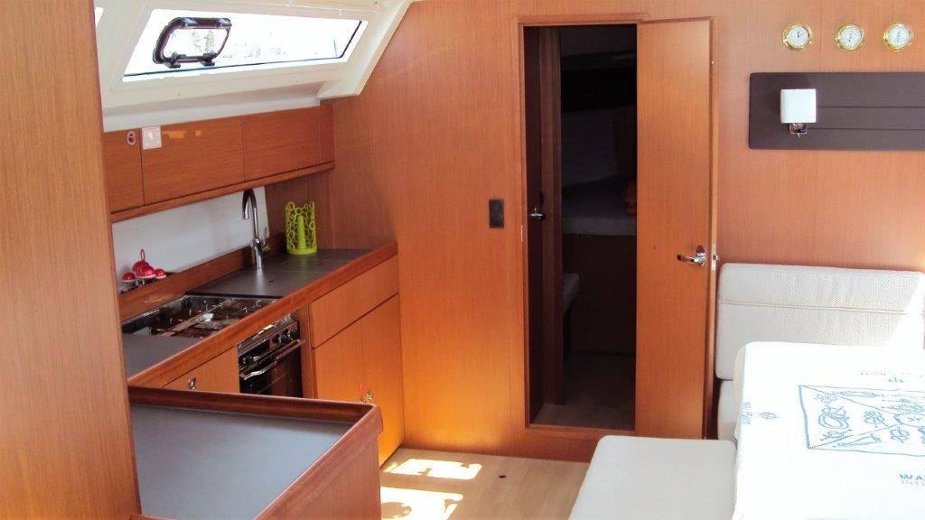 Bavaria Cruiser 46  | Kata