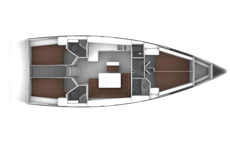 Bavaria Cruiser 46  | Andrea