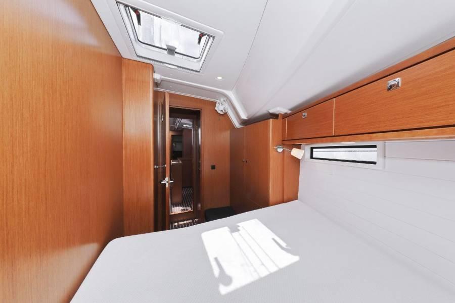 Bavaria Cruiser 46  | Ticija with A/C and generator