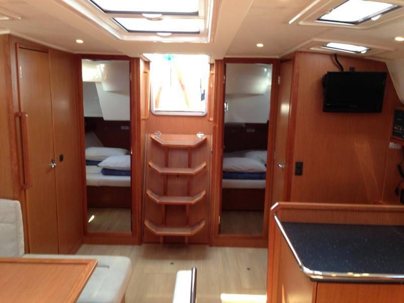 Bavaria Cruiser 50  | SIEGAL
